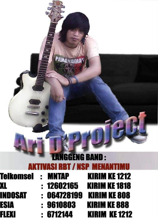 Ari   Langgeng  ( Langgeng Band )